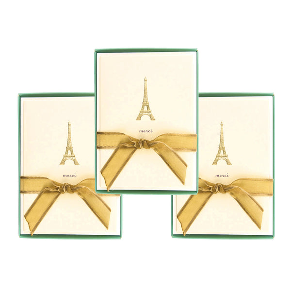 Eiffel Tower La Petite Presse Set of Three ($36.00 VALUE)