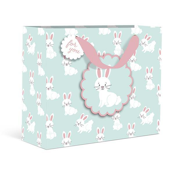 Happy Bunnies Large Gift Bag