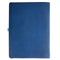 Classic Navy 8x10 18-Month Soft Cover Vegan Leather Planner