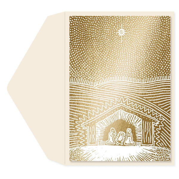Nativity Holiday Greeting Card
