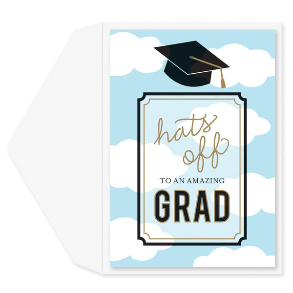 Amazing Grad Graduation Card