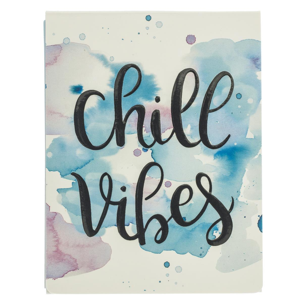 Chill Vibes Pocket Note