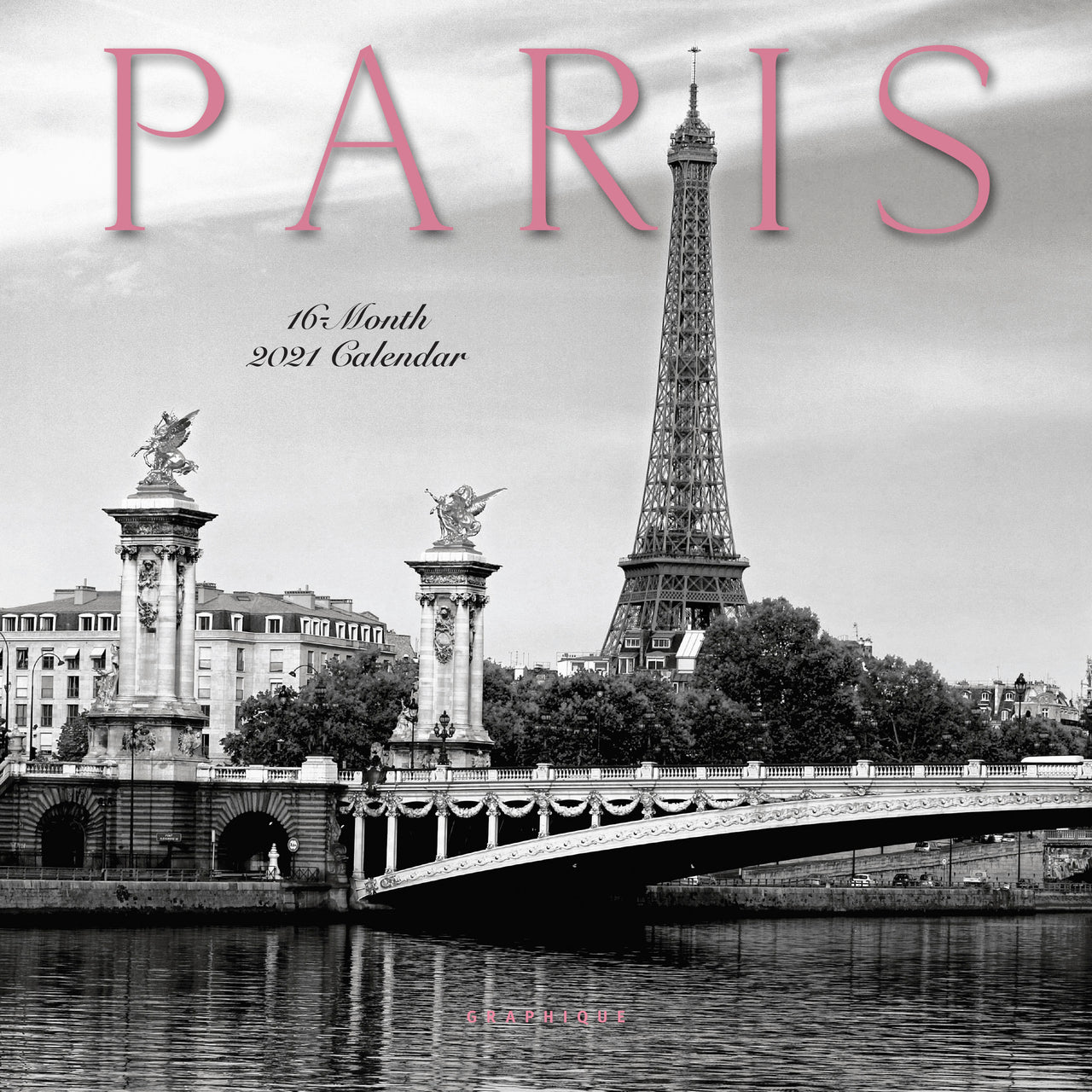Paris Mini Calendar