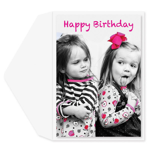 BFF's Birthday Card