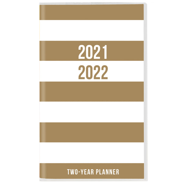 Stripes 2 Year Planner