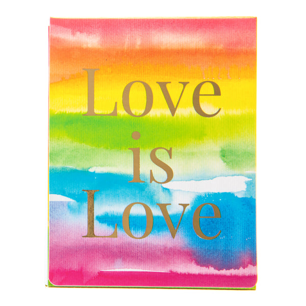 Love is Love Pocket Note