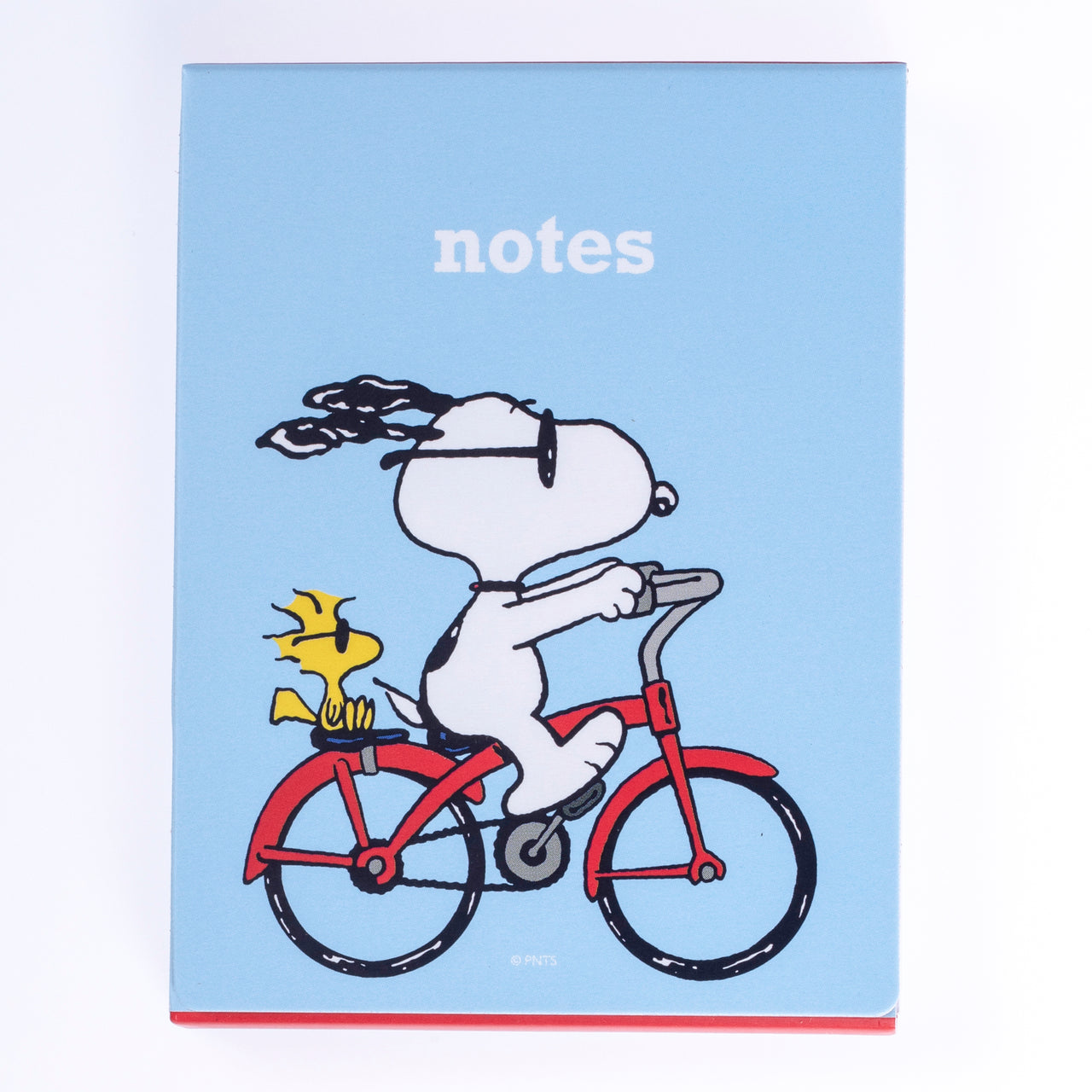 Peanuts™ On Bike Pocket Note