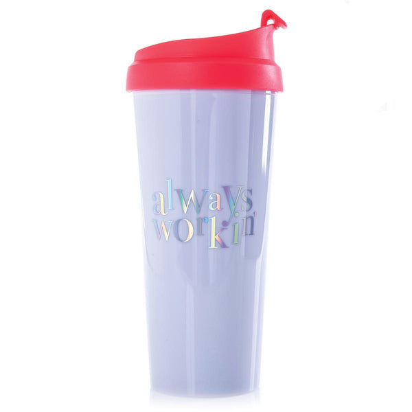Lavender Thermal Mug