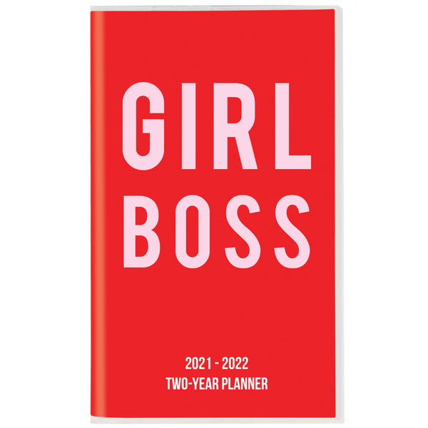 Girl Boss 2 Year Planner