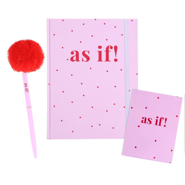 As If Stationery Set! ($37.00 Value)