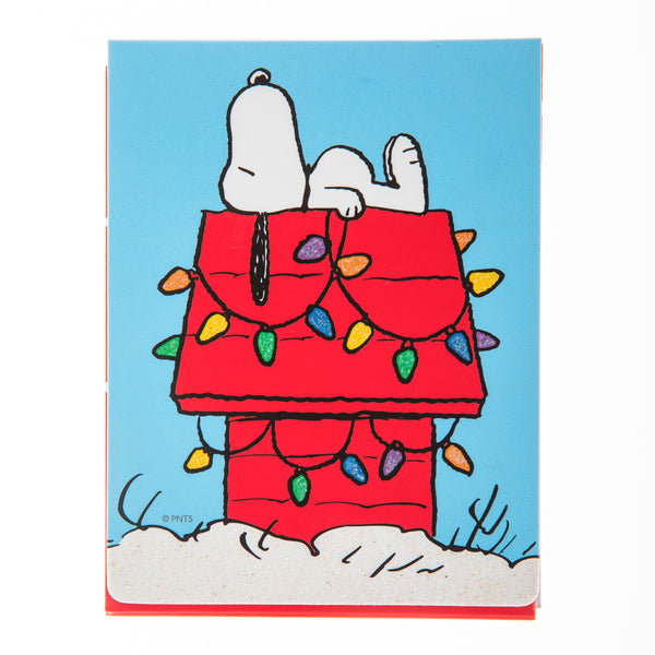 Snoopy House Pocket Notes