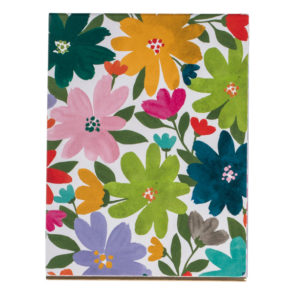 Flower Power Pocket Note