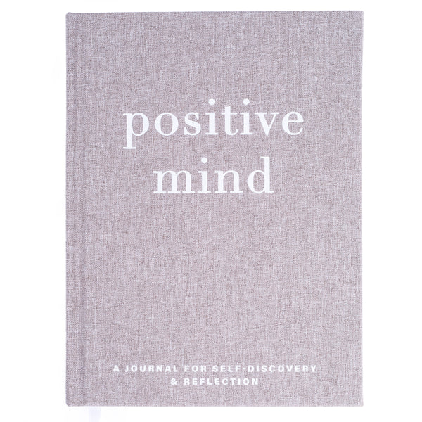 Positive Mind Self Care Journal