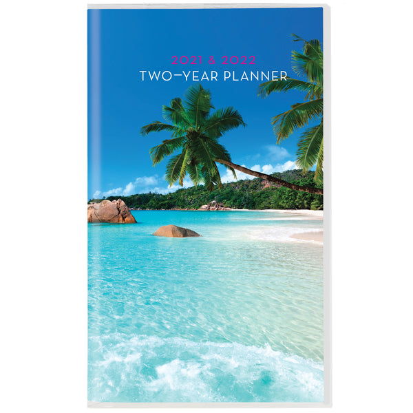 Island Paradise 2 Year Planner