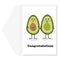 Avocado Baby Baby Card