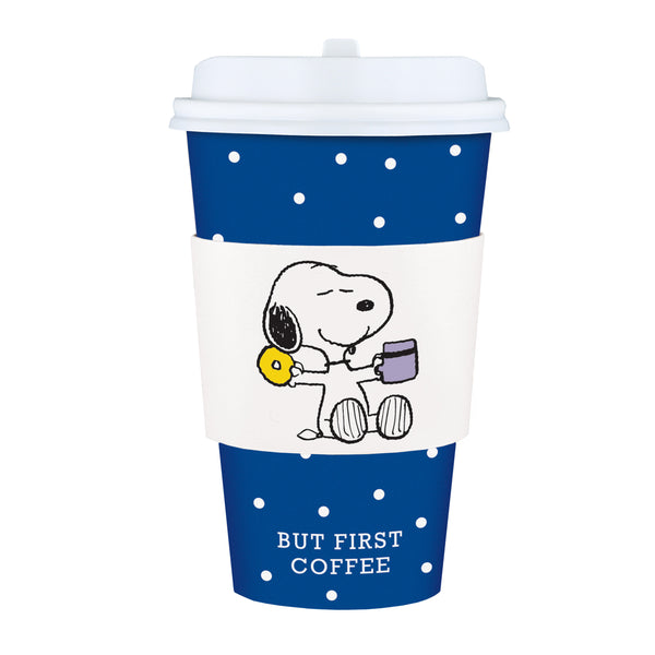 Peanuts™ Coffee Disposable Travel Cup
