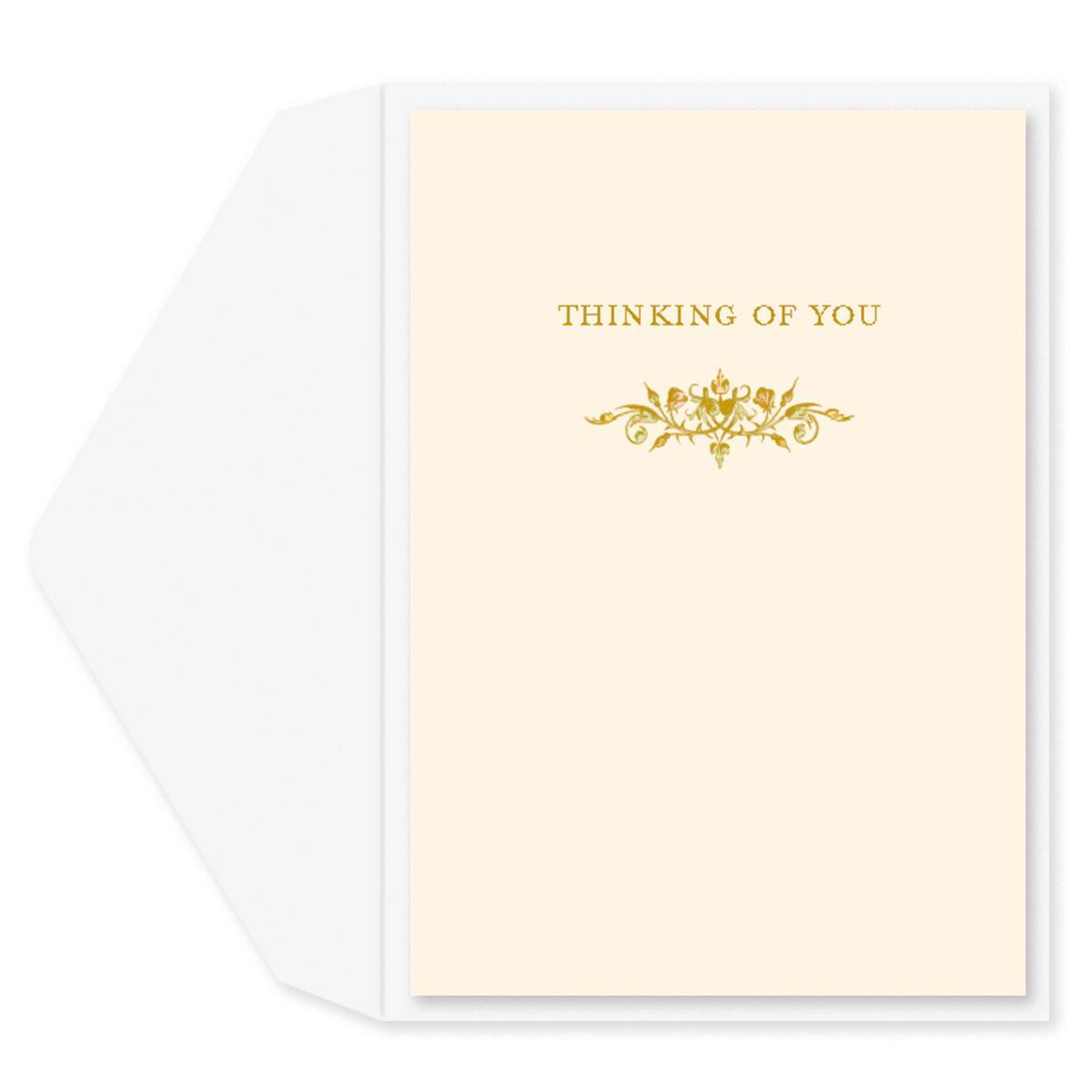 Thinking of You Sympathy Card