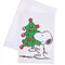 Snoopy Tree Holiday Petite Boxed Cards