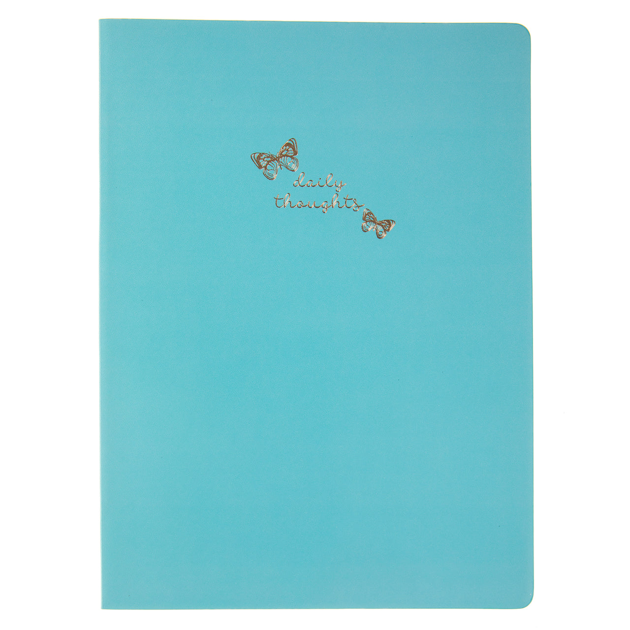 La Petite Presse Collection Butterfly 7x9 Vegan Leather Journal
