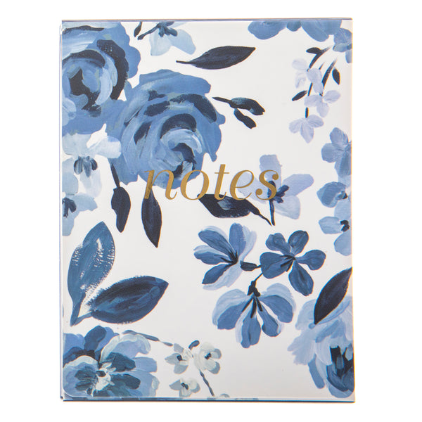 Caitlin Wilson Floral Pocket Note