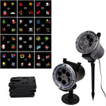 LED Projector Light 12 Pattern Landscape Lamp