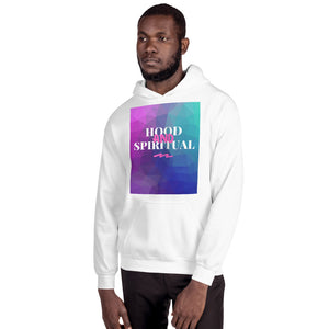 Open image in slideshow, Hood and Spiritual Unisex Hoodie