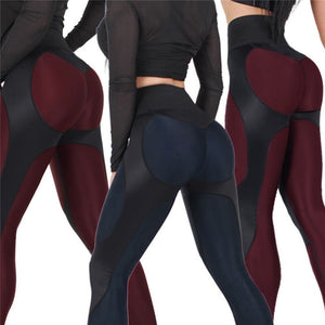 Leggings Deportes Fitness Yoga Levantamiento De Cadera Push Up - Dileblue