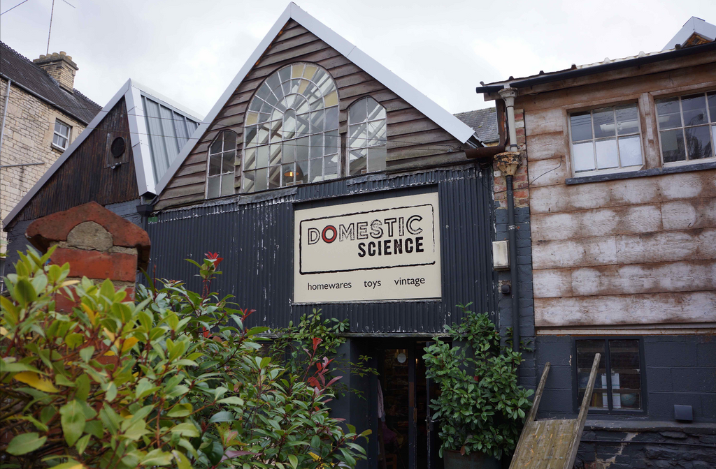 Domestic Science Home and Vintage Shop Nailsworth Gloucestershire