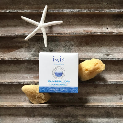 Inis Sea Mineral Soap - Domestic Science Home