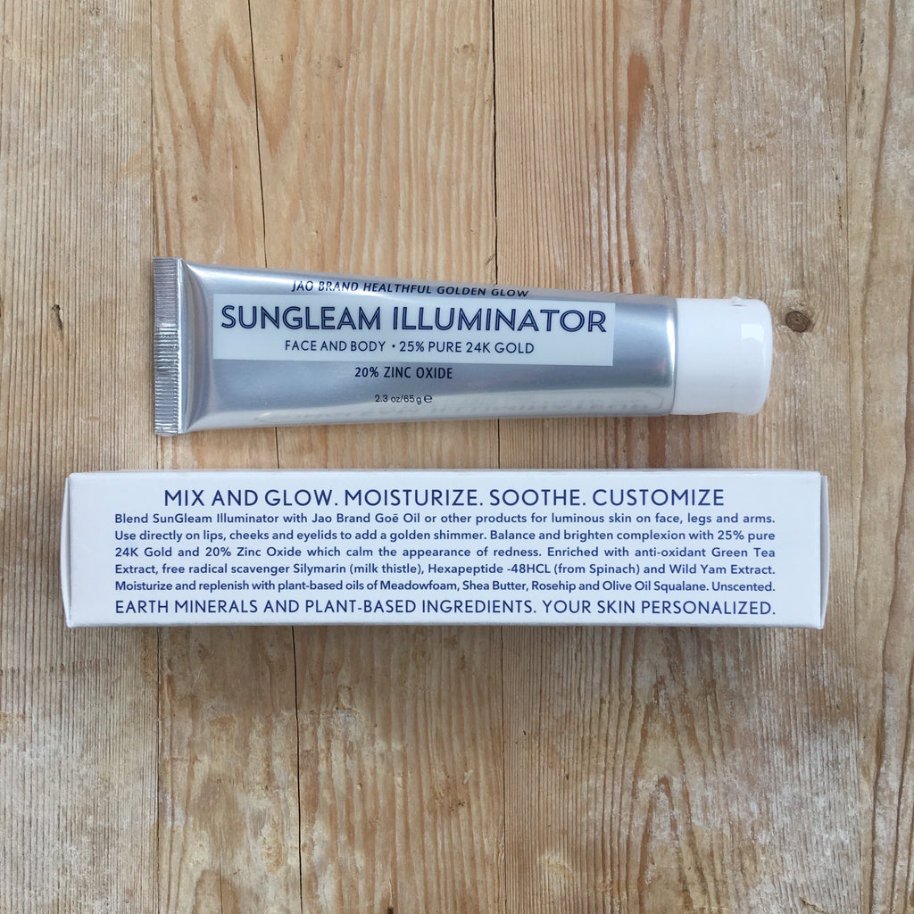 Jao Sungleam Illuminator Face & Body Cream - Domestic Science LTD