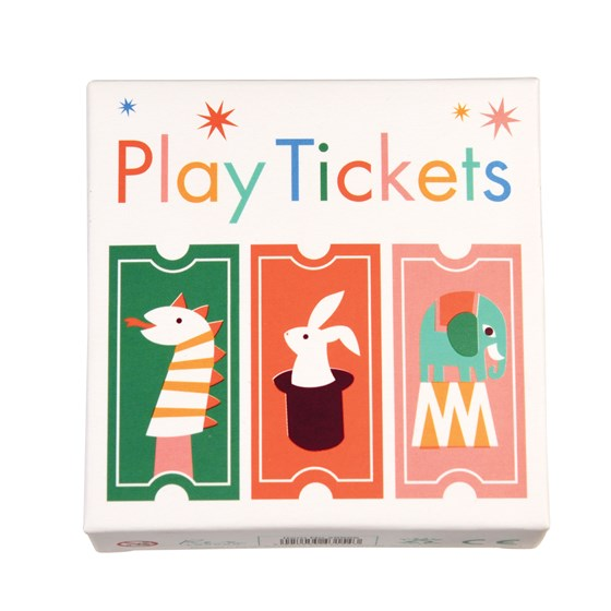Roll of Play Tickets