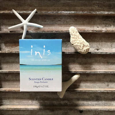 Inis Scented Candle - Domestic Science Home