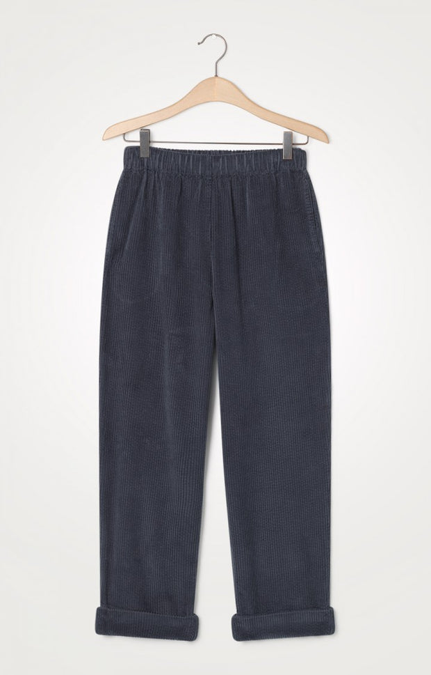 Padow Courduroy Trousers - Zinc