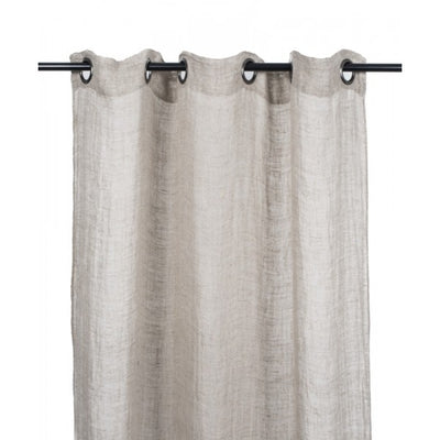 Linen Voile Stonewash Curtain - Domestic Science LTD