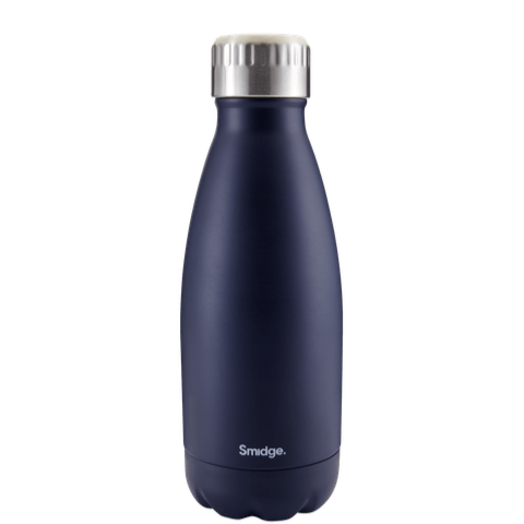 Insulated Water Bottle / Winter Sky