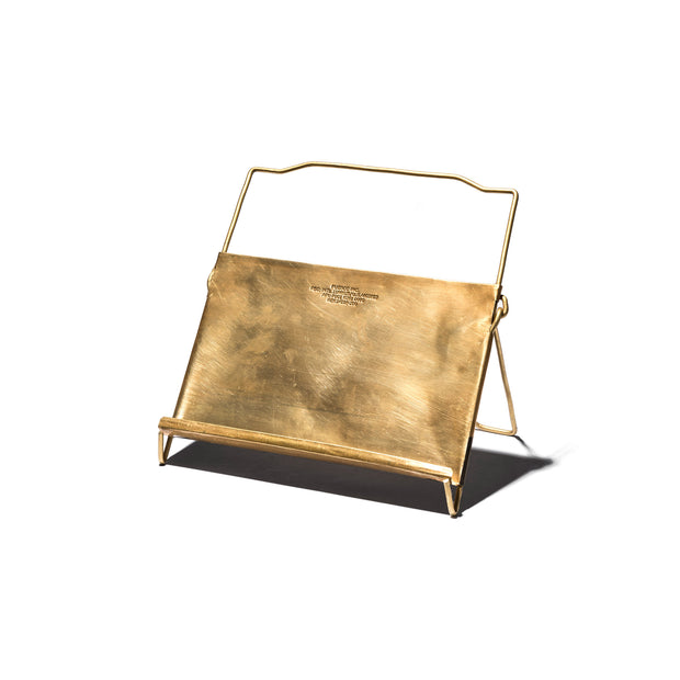 Brass Tablet / Book Stand