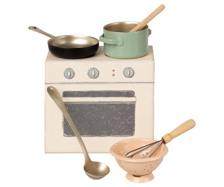 Mini Kitchen Cooking Set