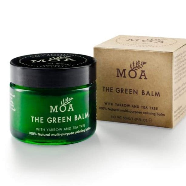 MOA Organic Green Balm - Domestic Science Home