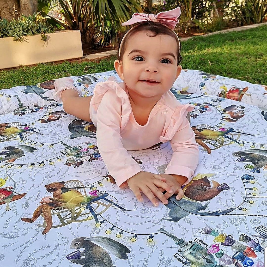 Playmat | Little Critters Carnival
