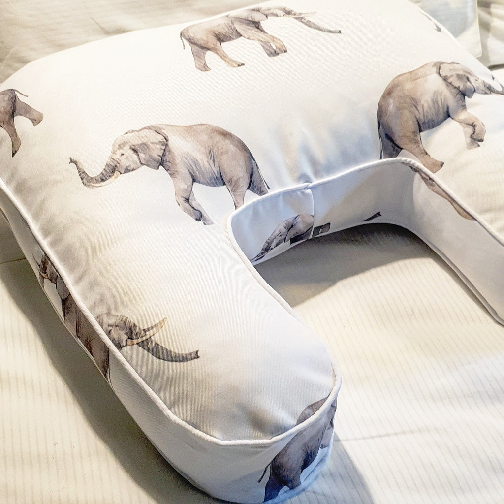Feeding Pillow | Elephant