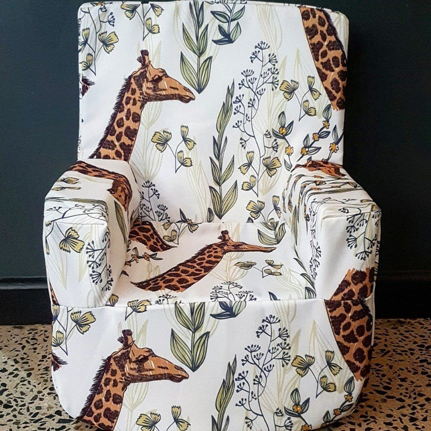 Toddler Chair | Giraffe