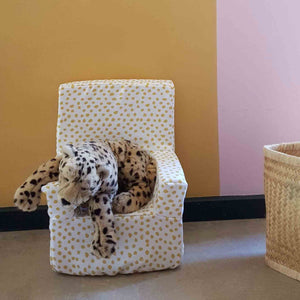 Mustard Spot Toddler Chair | Baby Accessories
