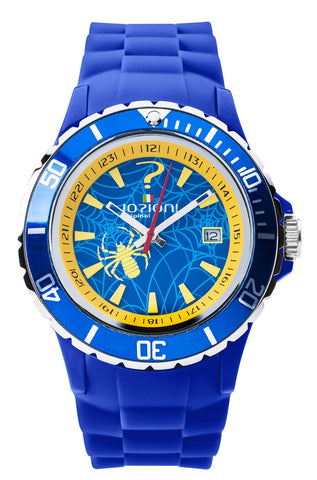 IO?ION! IOWATCH BLUELETTRICO GIALLO