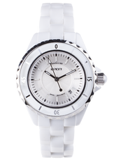 IO?ION! CERAMIC WATCH BIANCO BIANCO