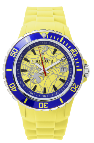 IO?ION! IOWATCH CANARY GIALLO