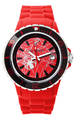 IO?ION! IOWATCH ROSSO ROSSO