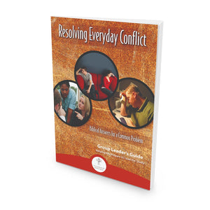 Resolving Everyday Conflict DVD Group Kit v1.0