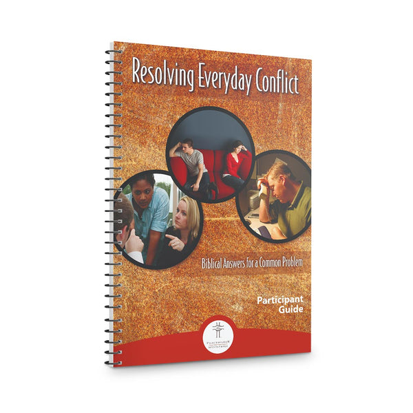 Resolving Everyday Conflict: Participant Guide v1.0