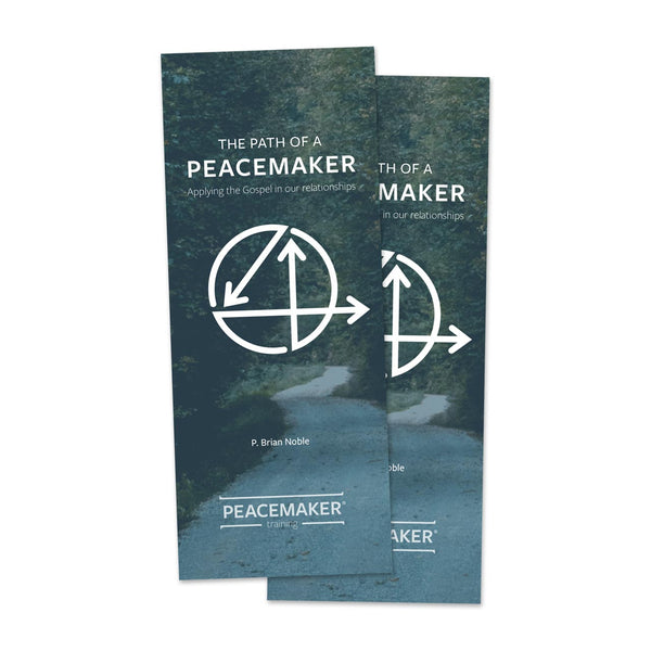 Path of a Peacemaker Brochure (Updated) (Pack of 5)