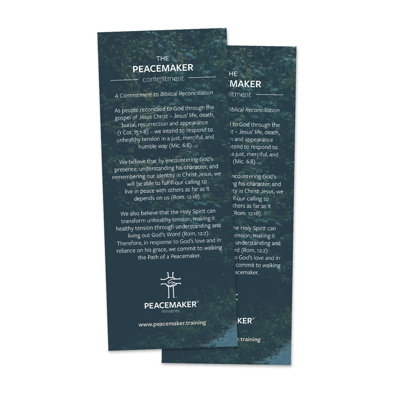 Path of a Peacemaker Brochure (Pack of 5)